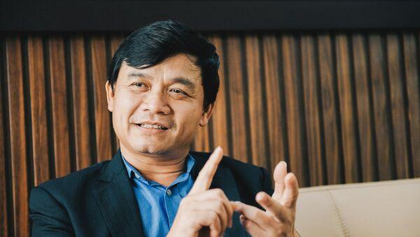 CEO Nguyễn Xuân Phú - Sputnik Việt Nam