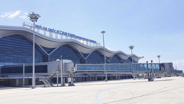 Cảng hàng không Quốc tế Cam Ranh - Sputnik Việt Nam