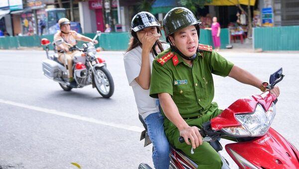 Đại uý Vũ Đức Lợi - Sputnik Việt Nam