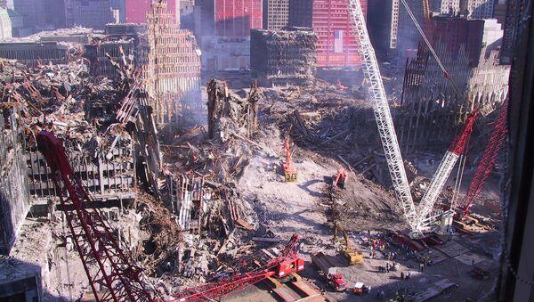 Tìm thấy những hình ảnh thảm kịch ngày 9/11, chưa từng được công bố - Sputnik Việt Nam