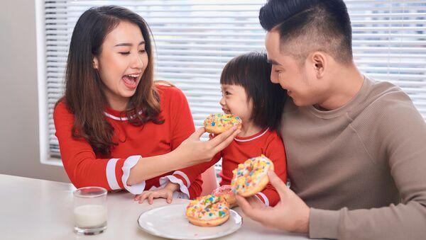 Gia đình Việt Nam - Sputnik Việt Nam