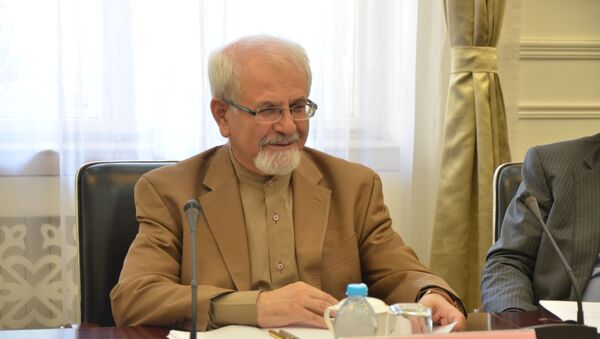Thứ trưởng ngoại giao Iran Seyed Mohammad Kazem Sajjadpour - Sputnik Việt Nam