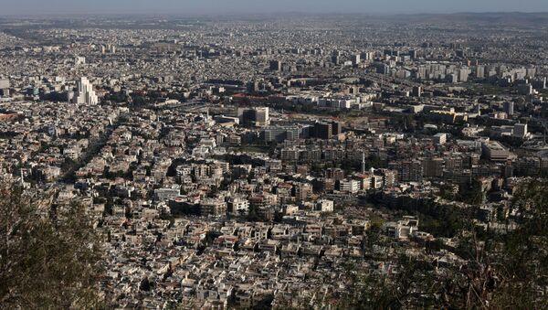 Thành phố Damascus - Sputnik Việt Nam