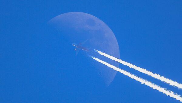 một vật thể bay không xác định - Sputnik Việt Nam