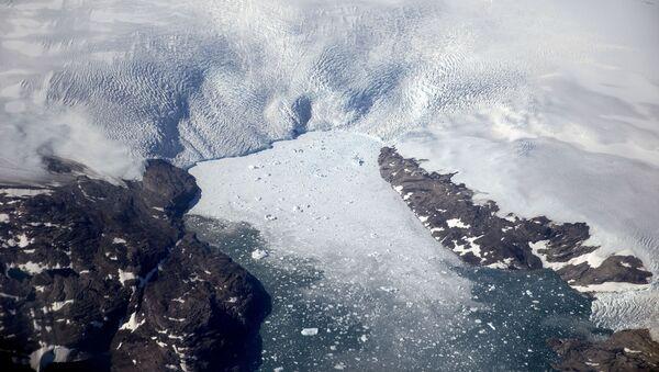 Sông băng tan chảy ở Greenland - Sputnik Việt Nam