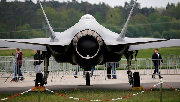 Lockheed Martin F-35 - Sputnik Việt Nam