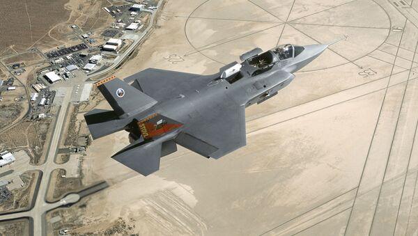 Американский истребитель F-35 Lightning II - Sputnik Việt Nam