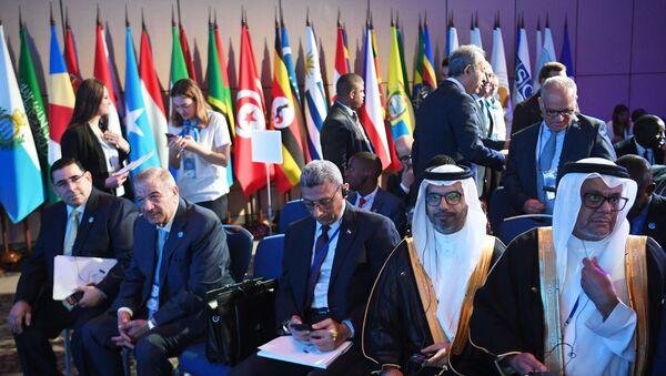 Các đại diện tham dự Diễn đàn Sự phát triển chế độ đại nghị lần thứ hai - Sputnik Việt Nam