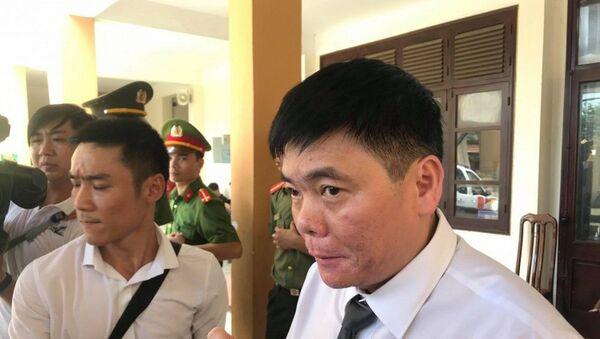 Ông Trần Vũ Hải - Sputnik Việt Nam