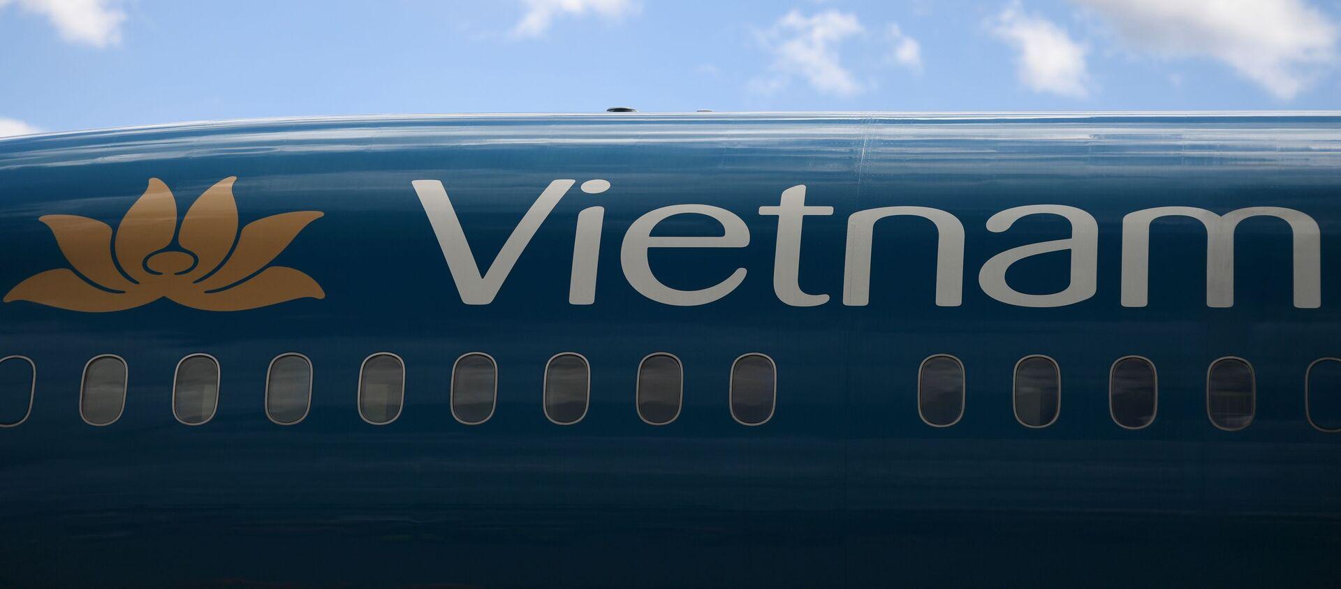 """Máy bay của hãng Vietnam Airlines tại sân bay quốc tế """"Sheremetyevo"""" - Sputnik Việt Nam, 1920, 31.05.2021"""