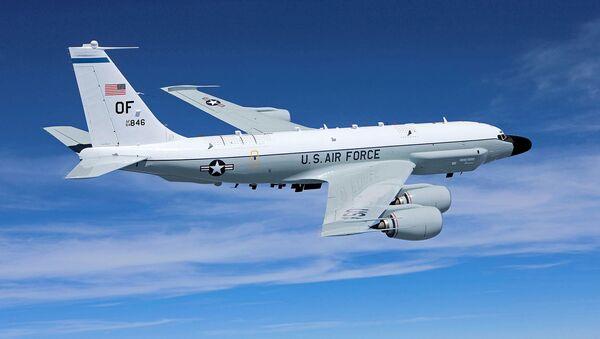 Máy bay RC-135V - Sputnik Việt Nam
