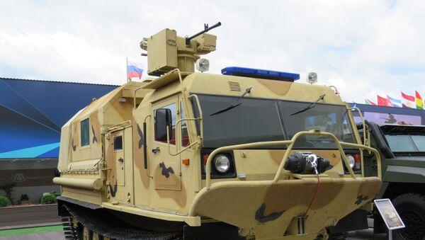Chiếc xe địa hình TM-140 - Sputnik Việt Nam
