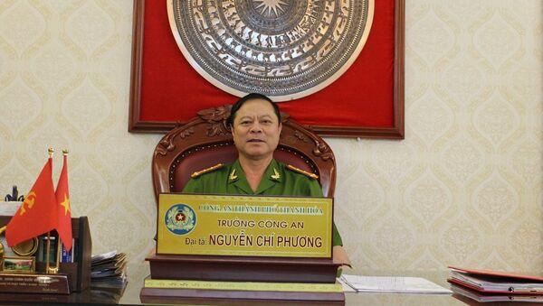 Ông Nguyễn Chí Phương - Sputnik Việt Nam