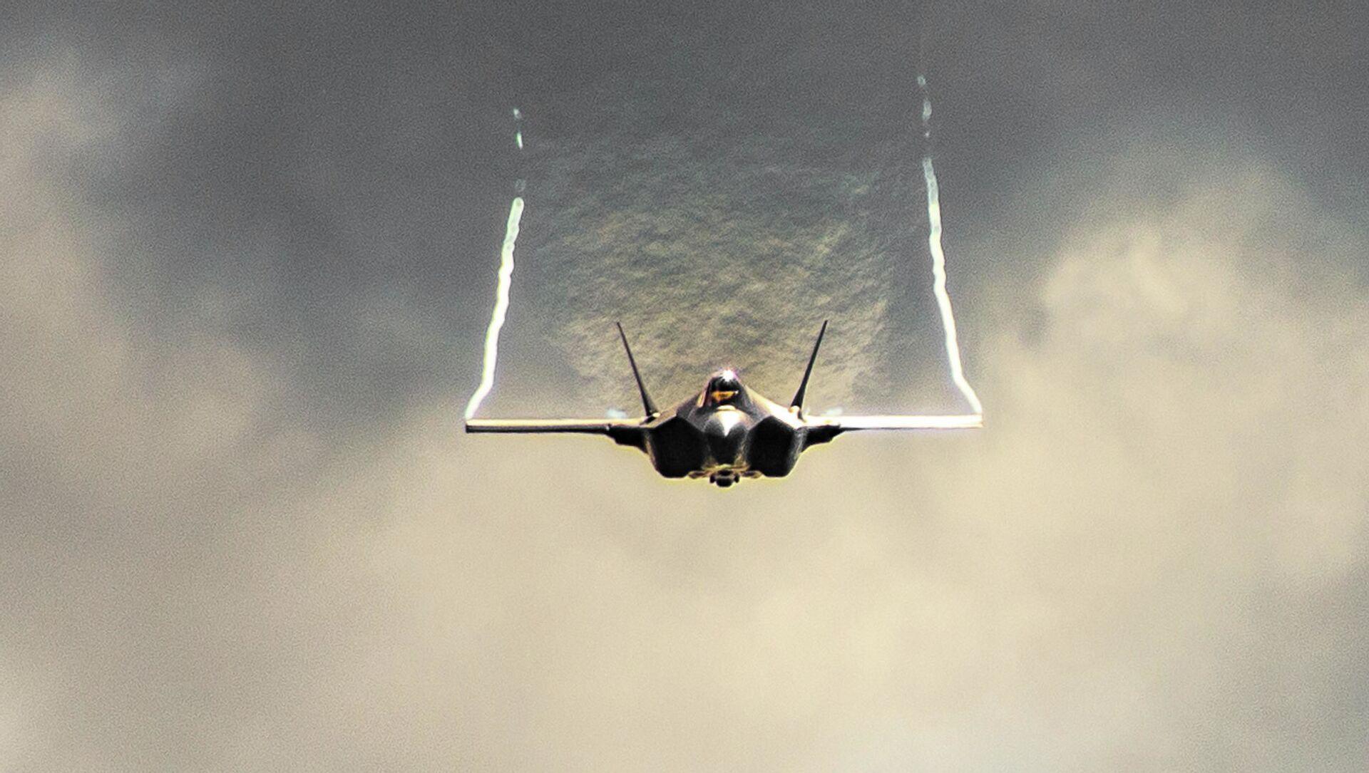 Máy bay F-35A Lightning II - Sputnik Việt Nam, 1920, 23.09.2021