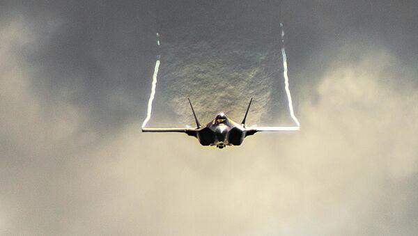 Máy bay F-35A Lightning II - Sputnik Việt Nam