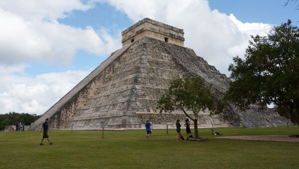 Thành phố Chichen Itza (nền văn minh Maya) ở Mexico - Sputnik Việt Nam