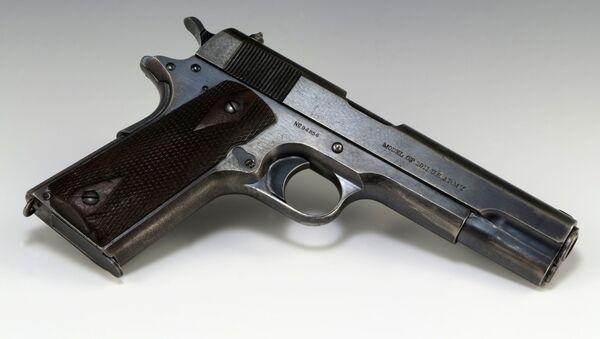Súng ngắn Colt-Browning M1911 - Sputnik Việt Nam
