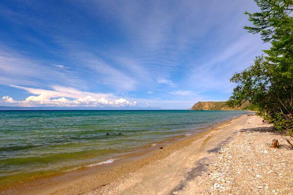 Đảo Olkhon trên hồ Baikal ở tỉnh Irkutsk - Sputnik Việt Nam