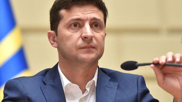 Vladimir Zelensky  - Sputnik Việt Nam