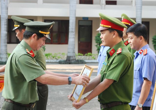 Đại tá Huỳnh Tiến Mạnh