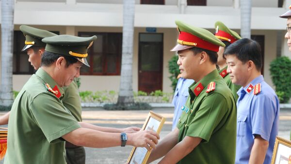 Đại tá Huỳnh Tiến Mạnh - Sputnik Việt Nam