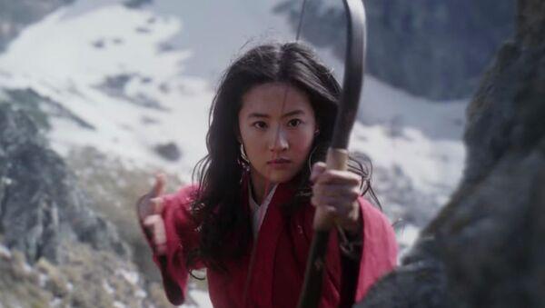 Disney tung đoạn trailer đầu tiên của Hoa Mộc Lan - Sputnik Việt Nam