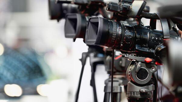 TV camera - Sputnik Việt Nam