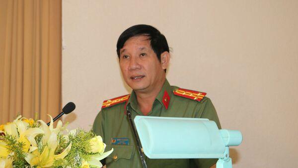 Ông Huỳnh Tiến Mạnh -  Nguyên Giám đốc Công an tỉnh Đồng Nai - Sputnik Việt Nam