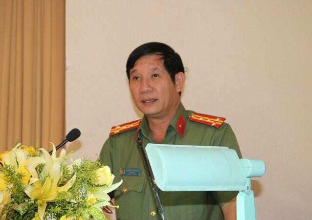 Ông Huỳnh Tiến Mạnh -  Nguyên Giám đốc Công an tỉnh Đồng Nai