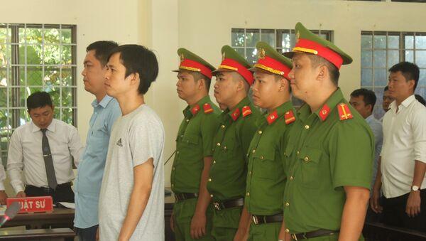 Xét xử sơ 2 cựu công an đánh người dẫn đến tử vong - Sputnik Việt Nam