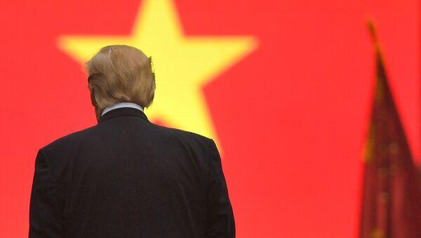Tổng thống Hoa Kỳ Donald Trump tại Hà Nội, Việt Nam - Sputnik Việt Nam