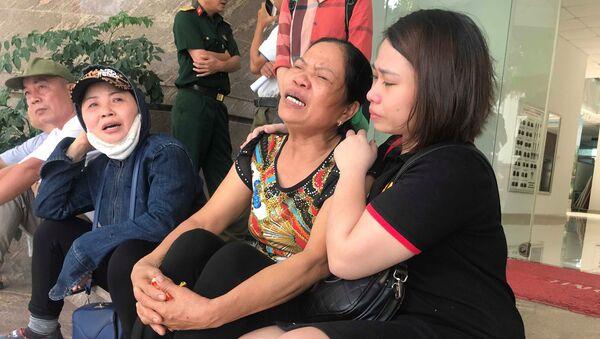 Gia đình đau xót sau cái chết của bé Khoa - Sputnik Việt Nam