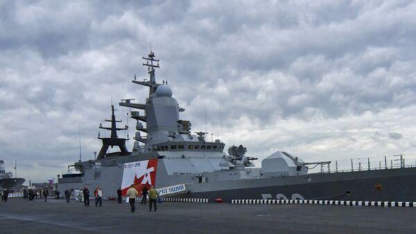 Tàu tuần tra cỡ nhỏ (tàu hộ tống) thuộc Dự án 20382 Tiger - Sputnik Việt Nam