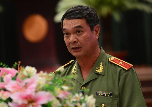 Thiếu Tướng Nguyễn Văn Khánh