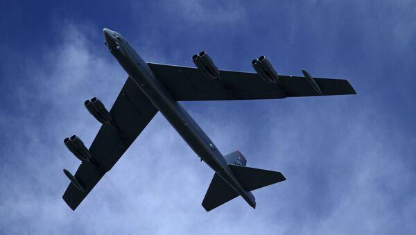 Máy bay ném bom chiến lược B-52 Stratofortress - Sputnik Việt Nam