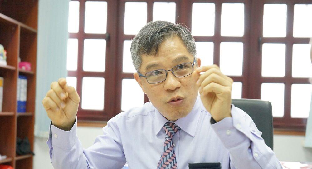 Ông Lê Nguyễn Minh Quang