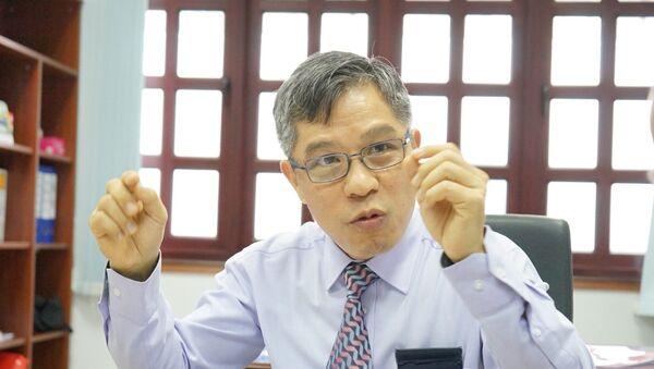 Ông Lê Nguyễn Minh Quang - Sputnik Việt Nam