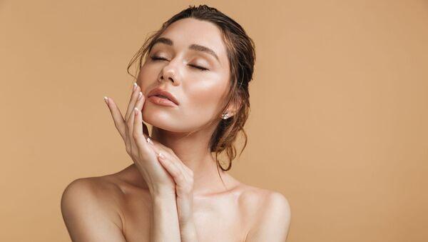 Một cô gái có làn da đẹp - Sputnik Việt Nam