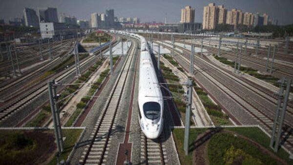 Đường sắt cao tốc - Sputnik Việt Nam