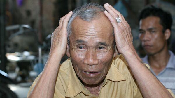 Cụ Trần Văn Thêm - Sputnik Việt Nam