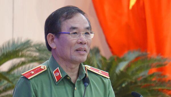 Thiếu tướng Vũ Xuân Viên, Giám đốc Công an Đà Nẵng - Sputnik Việt Nam