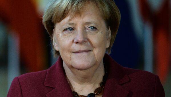 Thủ tướng Đức Angela Merkel - Sputnik Việt Nam