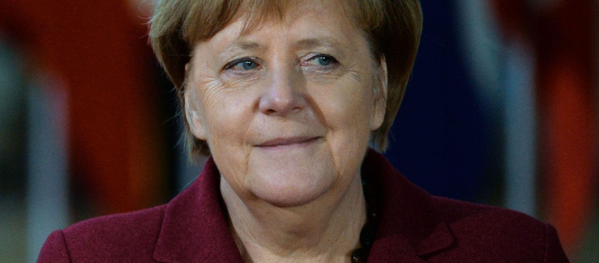 Thủ tướng Đức Angela Merkel - Sputnik Việt Nam, 1920, 13.07.2021