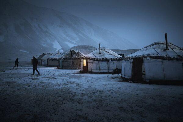 Kyrgyzstan qua ống kính của nhiếp ảnh gia Hà Lan Albert Dros - Sputnik Việt Nam