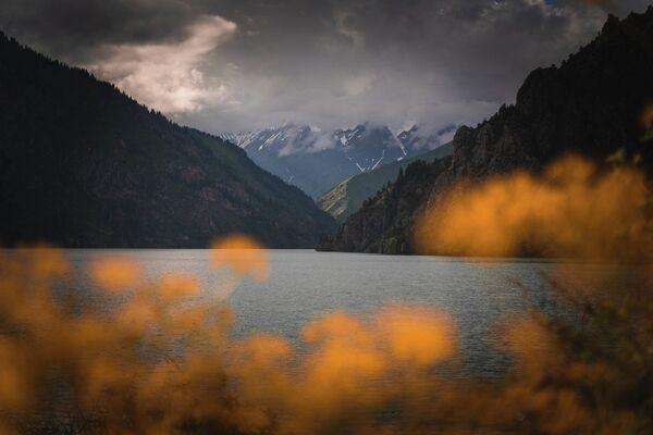 Phong cảnh ngoạn mục hồ Sary-Chelek  - Sputnik Việt Nam