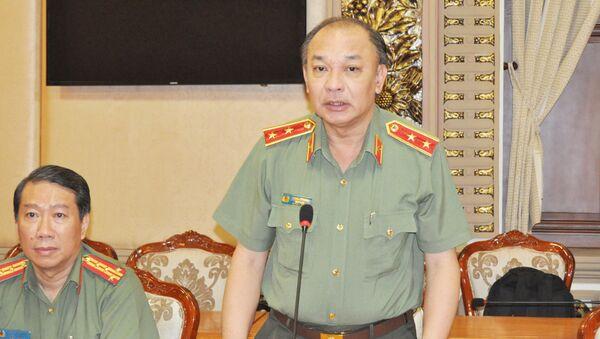Trung tướng Lê Đông Phong - Sputnik Việt Nam