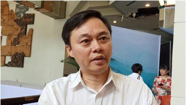 Ông Đỗ Mạnh Hùng, Chủ tịch Hiệp hội các doanh nghiệp đầu tư tại Đức. - Sputnik Việt Nam