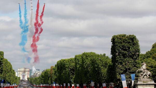 Ngày Bastille / Ngày Quốc khánh Pháp - Sputnik Việt Nam