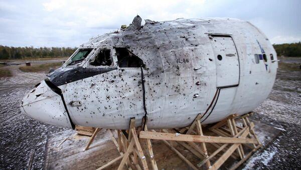 Công bố kết quả thử nghiệm trên mô hình vụ tai nạn máy bay Boeing 777 - Sputnik Việt Nam