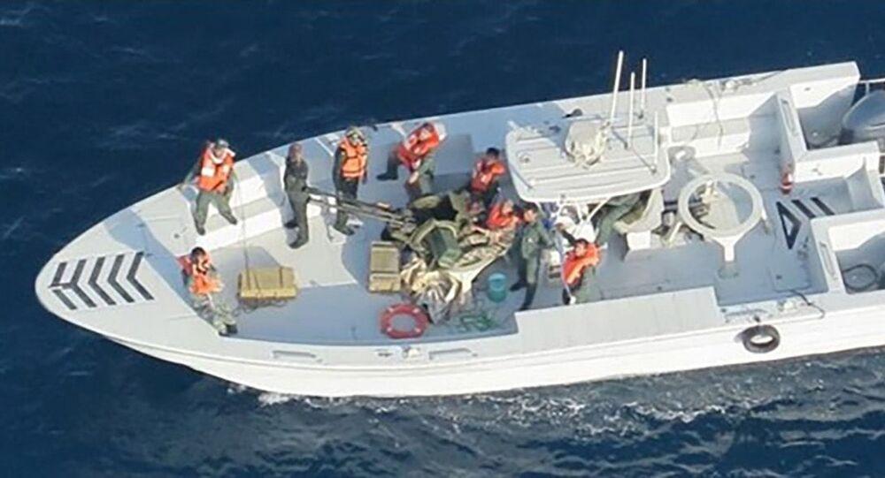 Iran bắt giữ tàu chở dầu chứa nhiên liệu lậu ở Vịnh Ba Tư